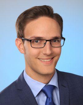 Herr Dr. Andre Kraus