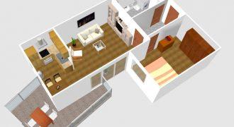 Moderne 2 Zi-Whg in Stadthausvilla – bereits VERMIETET!