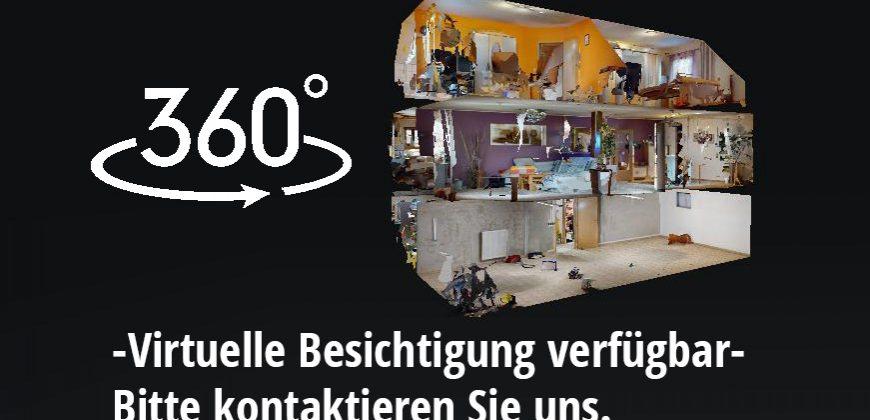 Freistehendes Einfamilienhaus im Grünen – Ortsrand von Seukendorf – VERKAUFT!