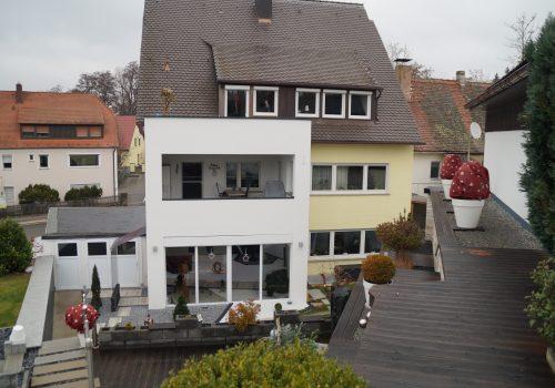 3-Familienhaus / Mehrgenerationenhaus in der Faber-Castell Stadt Stein – VERKAUFT!